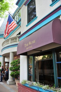 rose hotel in pleasanton